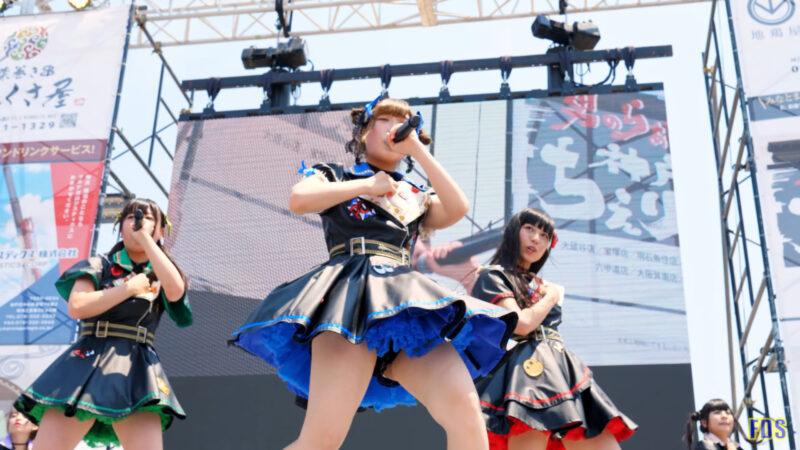 名古屋CLEAR'S 「それが大事」 お掃除アイドル Japanese girls Idol group [4K] 00:28