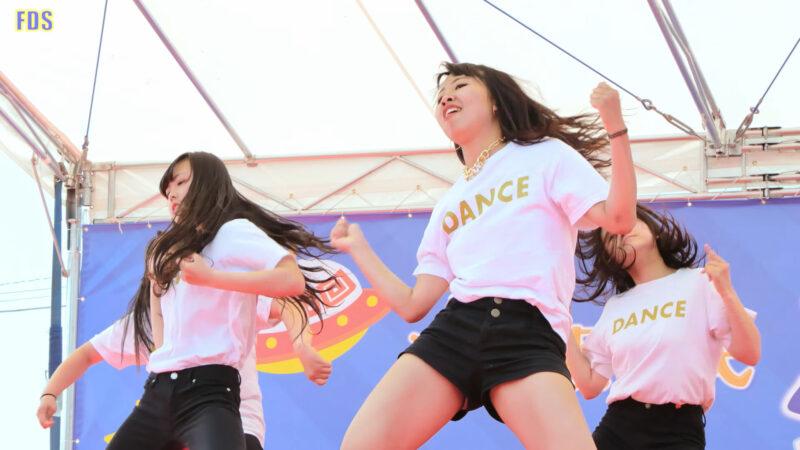 ヒップホップダンス 高校生チーム JK HIP-HOP Dance ステージ [4K] 00:45