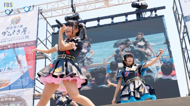 名古屋CLEAR'S 「それが大事」 お掃除アイドル Japanese girls Idol group [4K] 01:27