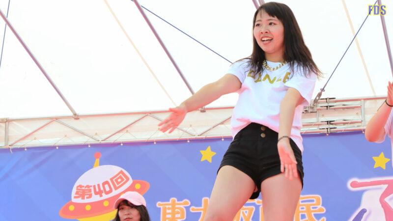 ヒップホップダンス 高校生チーム JK HIP-HOP Dance ステージ [4K] 01:34
