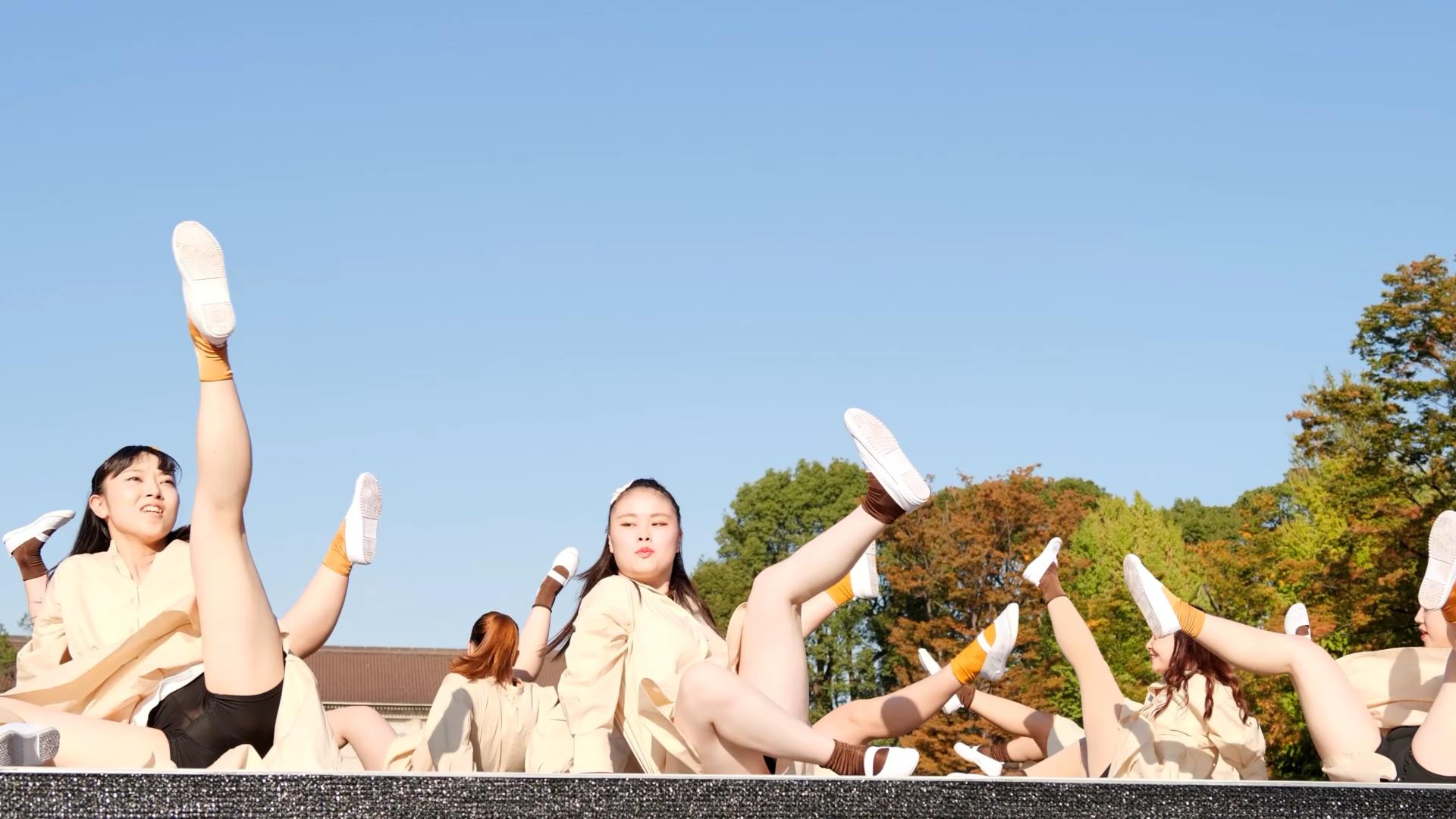 東京スクールオブミュージック&ダンス専門学校/あかりパーク2019 (1部) ① [4k60p] 01:36