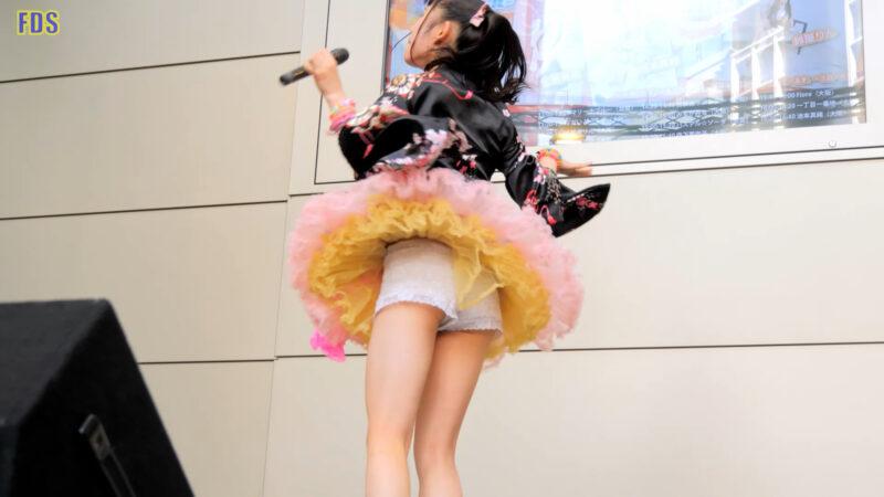 森下華奈子 「MyParty! / ロケットモンスター」 アイドル Japanese girls idol singer [4K] 01:42