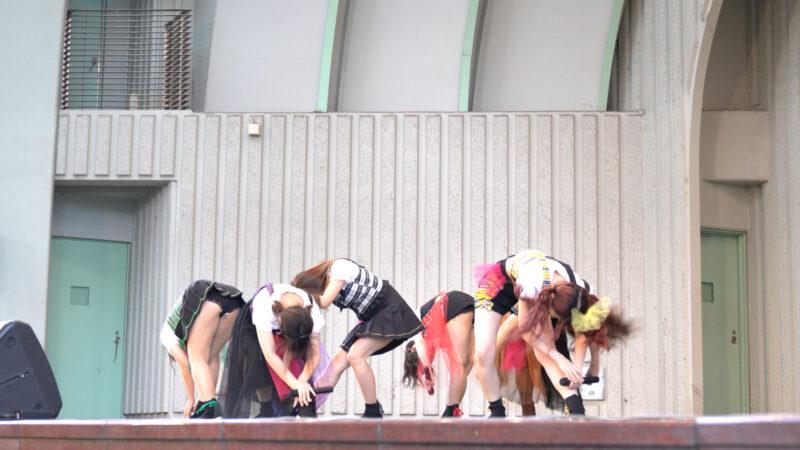 【4K/a7RⅢ】Xholic モアザンヘブン 29 ~夏祭り·上野編~ 上野水上音楽堂 2020/08/23 01:55