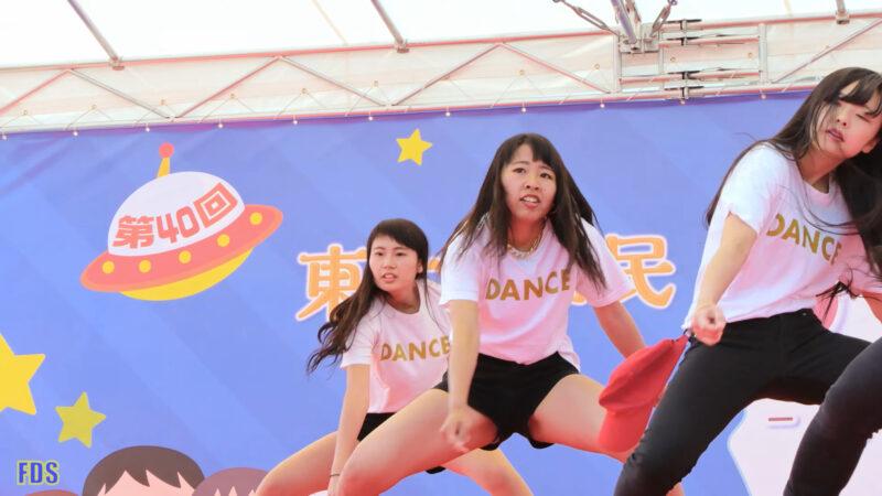 ヒップホップダンス 高校生チーム JK HIP-HOP Dance ステージ [4K] 02:13