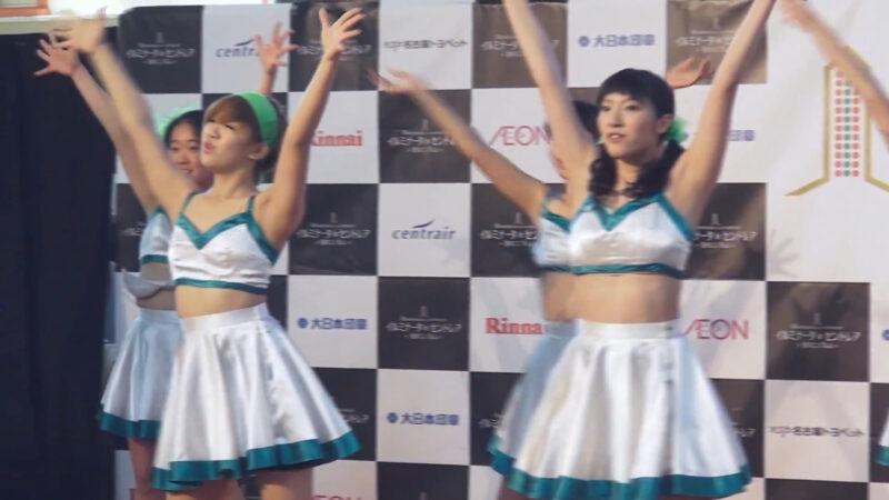 名古屋文化短期大学 Jr. ダンスサークル at Centrair  02:22