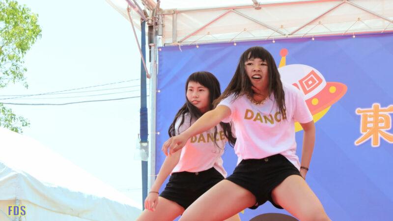 ヒップホップダンス 高校生チーム JK HIP-HOP Dance ステージ [4K] 02:27
