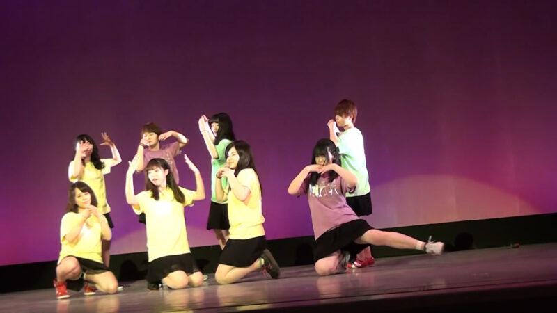 ヤンパフォフェス'16 聖徳大学 ダンス部(ダンス)5-5 02:31