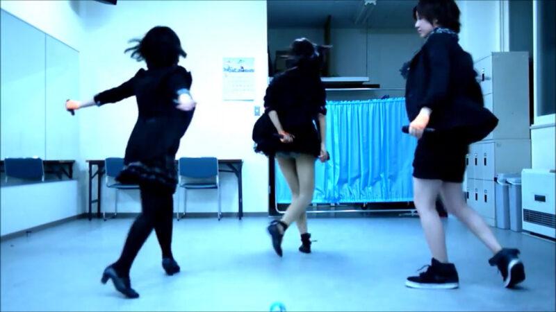 【ETTA】Perfume レーザービーム 踊ってみた【三度&Danろ&SADAKO】 02:28-001