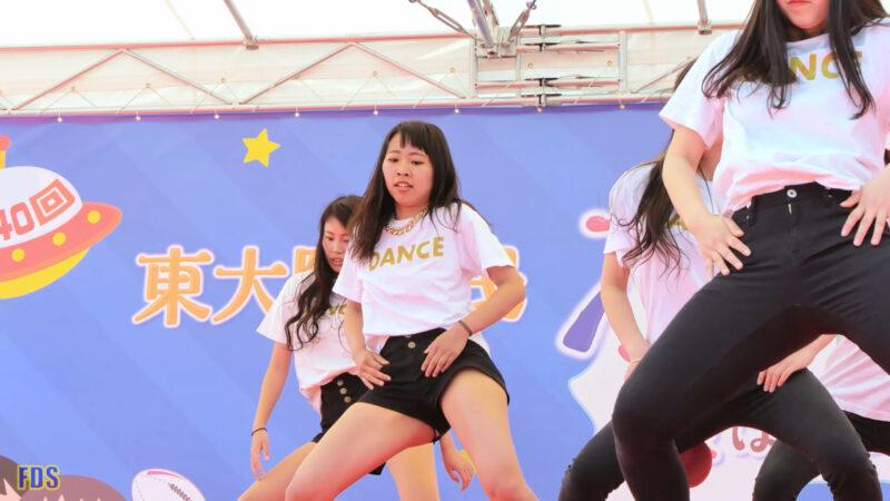 ヒップホップダンス 高校生チーム JK HIP-HOP Dance ステージ [4K] 02:41