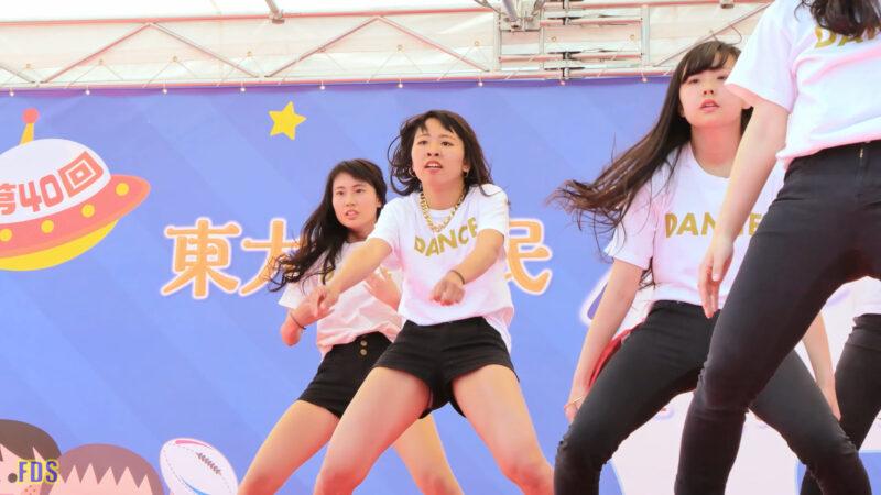 ヒップホップダンス 高校生チーム JK HIP-HOP Dance ステージ [4K] 02:44