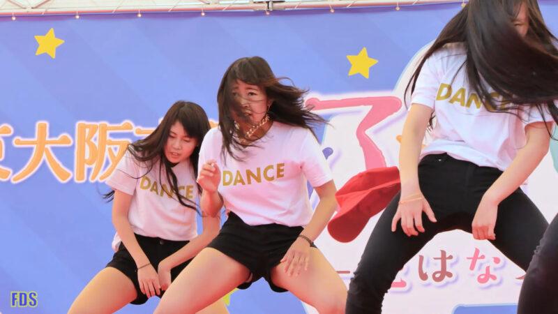 ヒップホップダンス 高校生チーム JK HIP-HOP Dance ステージ [4K] 02:49