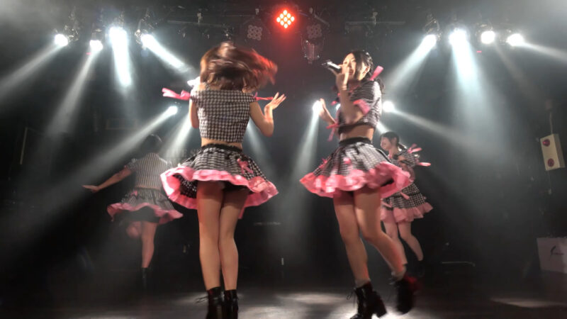 えくれあエクレット「Come Idol イベント」2部 2019/02/10 02:53