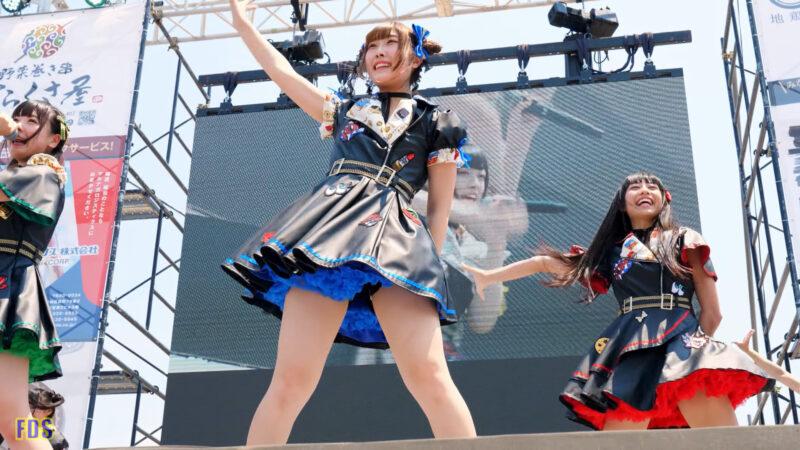 名古屋CLEAR'S 「それが大事」 お掃除アイドル Japanese girls Idol group [4K] 02:58