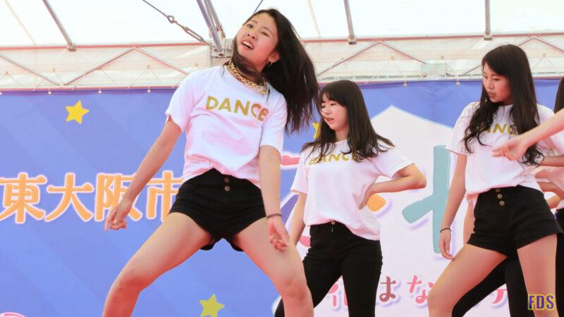 ヒップホップダンス 高校生チーム JK HIP-HOP Dance ステージ [4K] 03:00