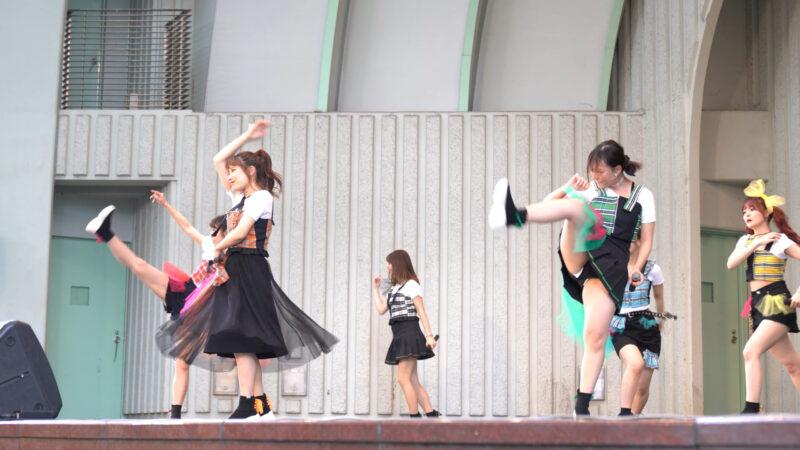 【4K/a7RⅢ】Xholic モアザンヘブン 29 ~夏祭り·上野編~ 上野水上音楽堂 2020/08/23 03:04