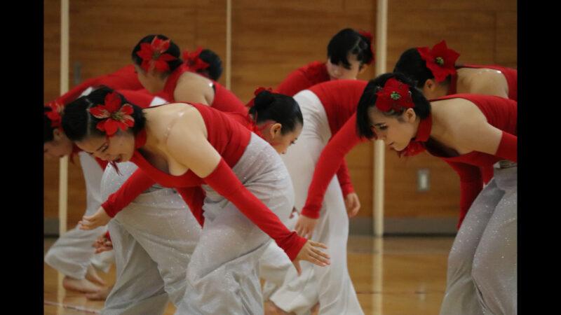 第8回全国高等学校ダンス部選手権 DCC Dream girls/One night only 都立農業高校ダンス部 提出映像 03:04