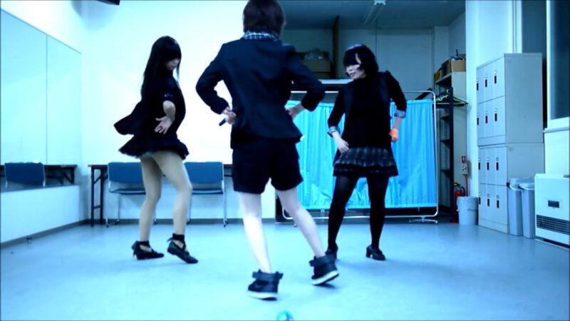 【ETTA】Perfume レーザービーム 踊ってみた【三度&Danろ&SADAKO】 03:18