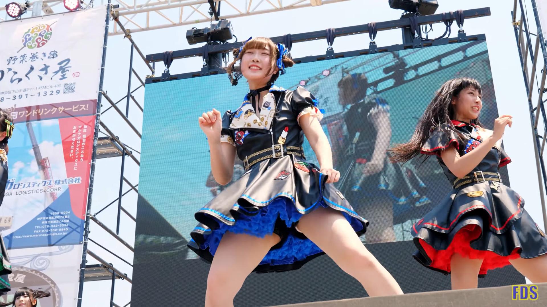 名古屋CLEAR'S 「それが大事」 お掃除アイドル Japanese girls Idol group [4K] 03:51