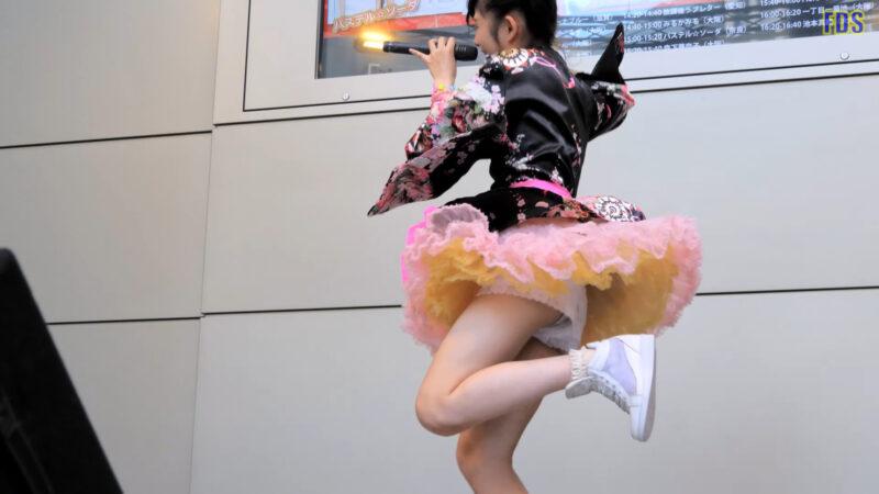 森下華奈子 「MyParty! / ロケットモンスター」 アイドル Japanese girls idol singer [4K] 04:27