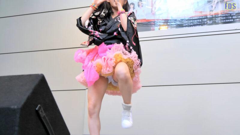 森下華奈子 「MyParty! / ロケットモンスター」 アイドル Japanese girls idol singer [4K] 04:45
