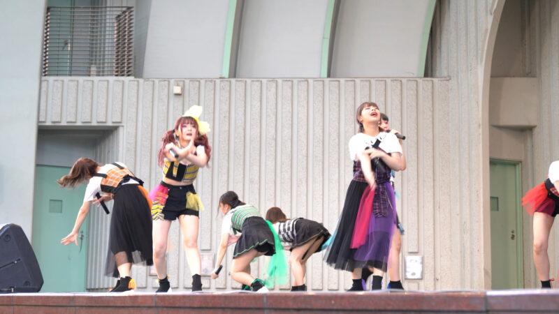 【4K/a7RⅢ】Xholic モアザンヘブン 29 ~夏祭り·上野編~ 上野水上音楽堂 2020/08/23 06:52