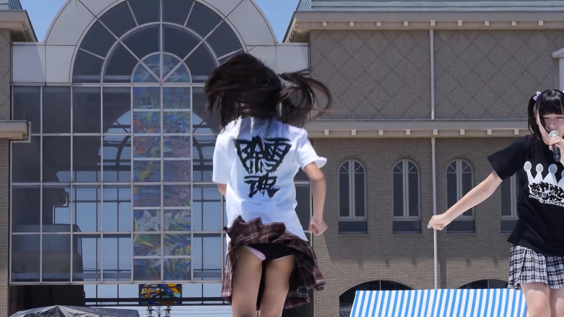 おやゆびプリンセス でんすけ祭り 第1部 ズームカメラ 2015年7月25日 08:18