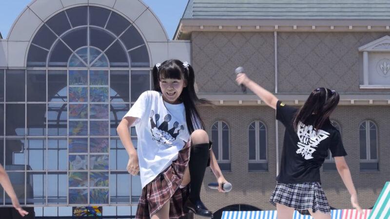 おやゆびプリンセス でんすけ祭り 第1部 ズームカメラ 2015年7月25日 08:33