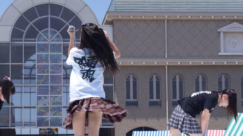 おやゆびプリンセス でんすけ祭り 第1部 ズームカメラ 2015年7月25日 08:37