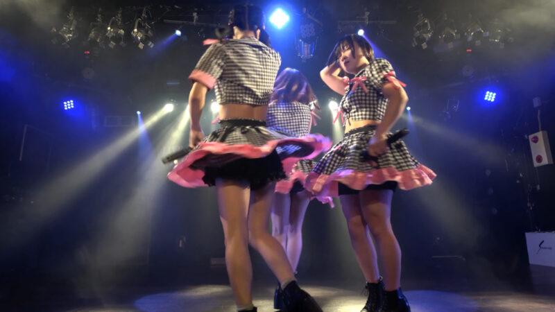 えくれあエクレット「Come Idol イベント」2部 2019/02/10 10:15