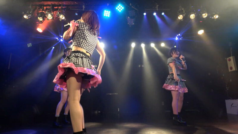 えくれあエクレット「Come Idol イベント」2部 2019/02/10 10:38