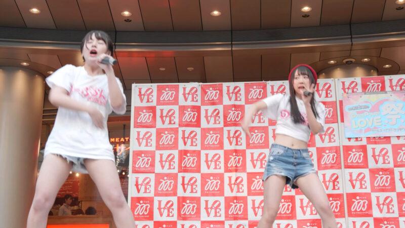 のーぷらん。 新宿アイランドit's prsent  GIRLS POWEP LOVE 祭り 20190309 10:54