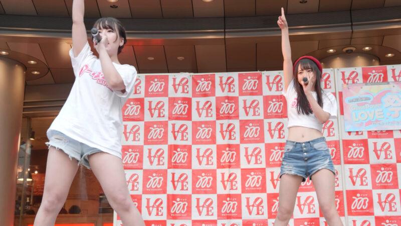 のーぷらん。 新宿アイランドit's prsent  GIRLS POWEP LOVE 祭り 20190309 10:59