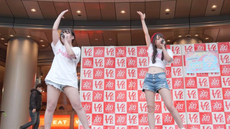 のーぷらん。 新宿アイランドit's prsent  GIRLS POWEP LOVE 祭り 20190309 12:26