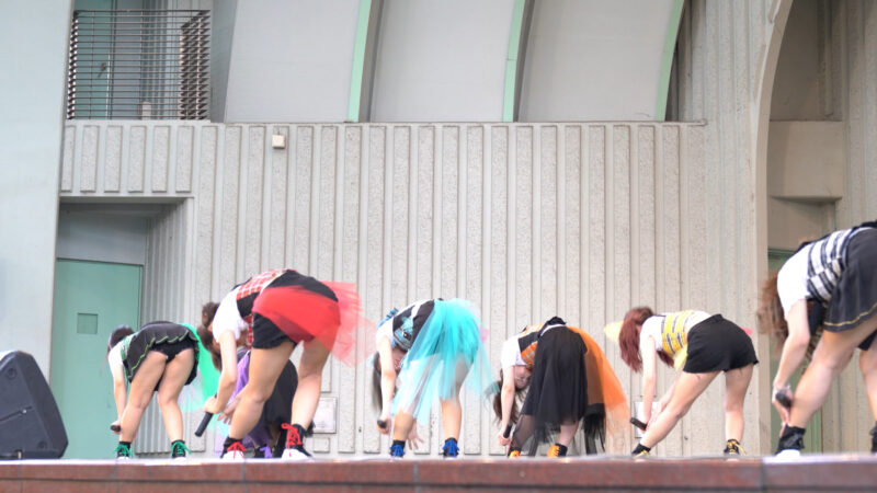 【4K/a7RⅢ】Xholic モアザンヘブン 29 ~夏祭り·上野編~ 上野水上音楽堂 2020/08/23 15:44