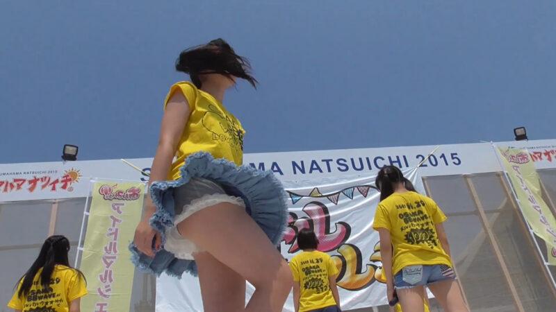 OSAKA BB WAVE  【We are!】 Tokonatsu Idol Festival 00:33
