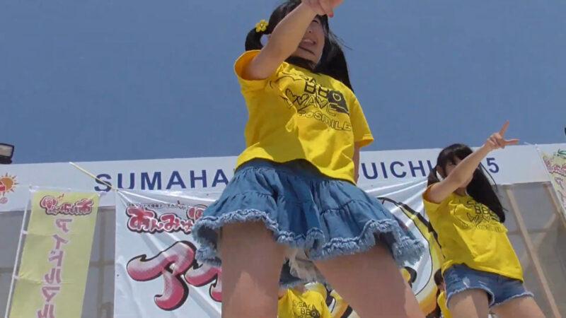 OSAKA BB WAVE  【We are!】 Tokonatsu Idol Festival 01:14