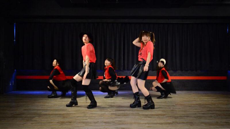 【High-King】C\C (シンデレラ\コンプレックス) 踊ってみた dance cover【Hello♡Holic】 01:14
