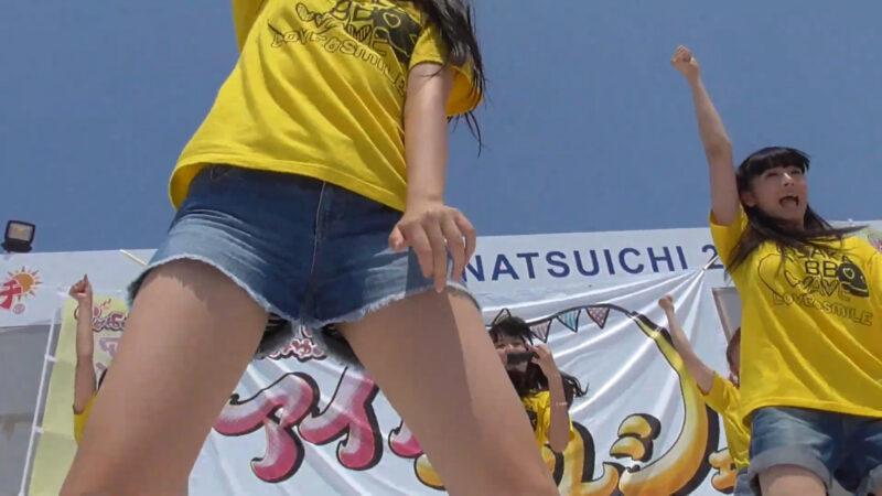 OSAKA BB WAVE  【We are!】 Tokonatsu Idol Festival 01:58