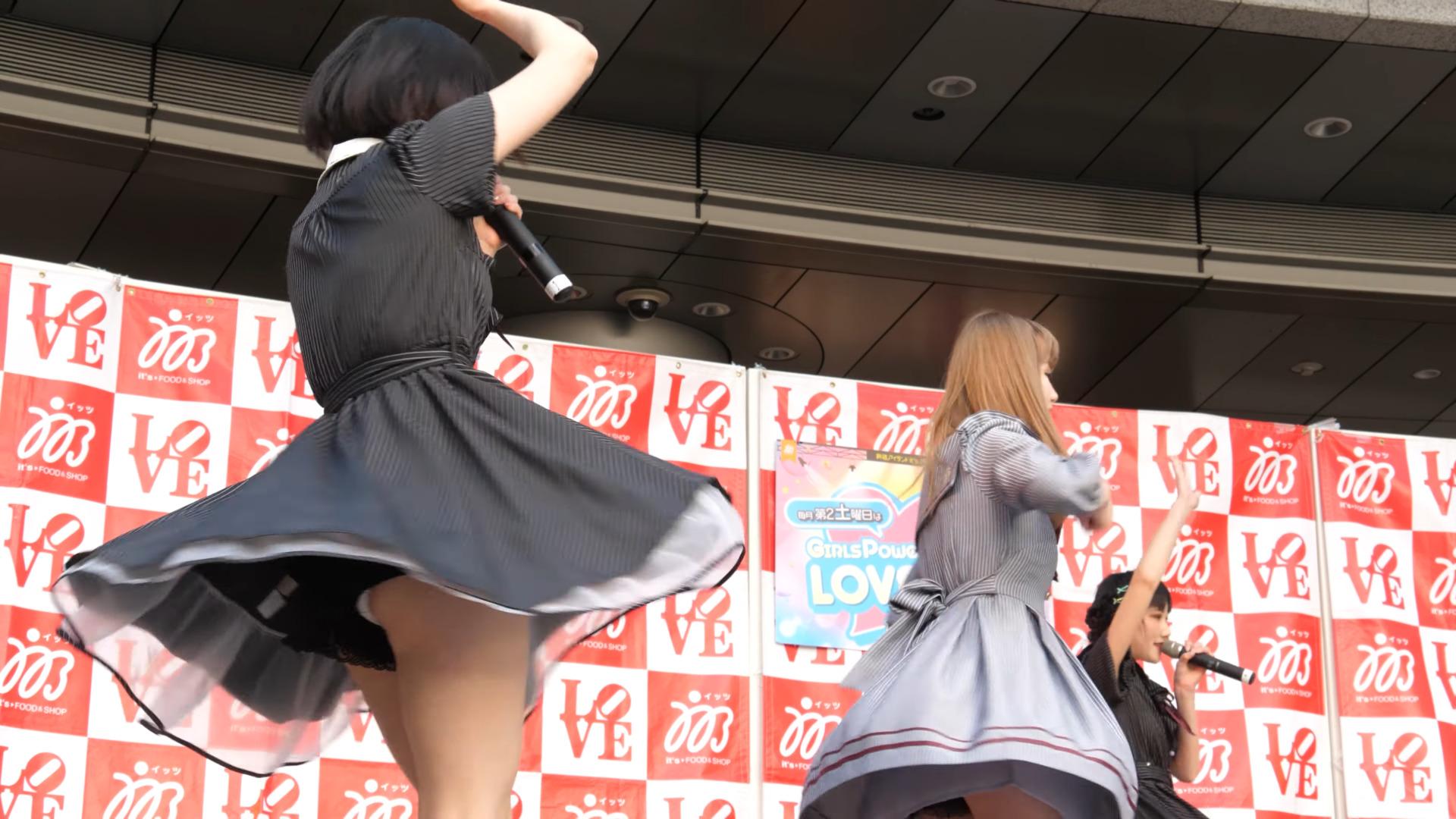 SCRamBLE 【夜中の3時】 GIRLS POWER LOVE祭り 02:00