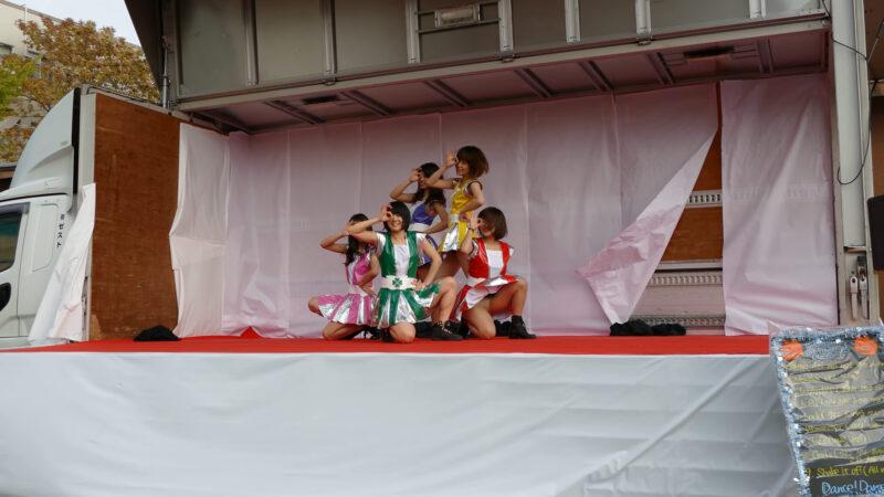 2015医歯学祭1日目 余興 魂舞 03:00