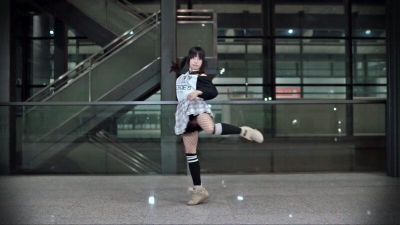 【アイリス✿】ヒビカセ 踊ってみた 04:04
