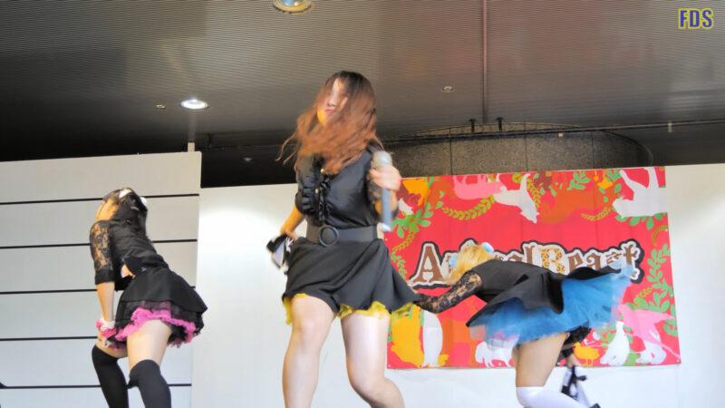Fiore 「ホウセンカ」 アイドル ダンス&ボーカル Japanese girls Idol group [4K] 01:32
