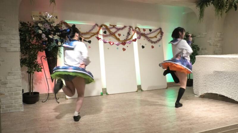 2021.4.3 仙台flavor「ヤンチャン学園SENDAI 桜ありすデビューライブ 」 02:28