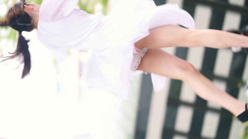 【α7SIII】ねこちゃん/縦動画[4K/60P]アイドルキャンパス若宮広場20210416 03:27