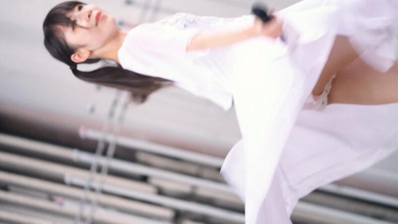 【α7SIII】ねこちゃん/縦動画[4K/60P]アイドルキャンパス若宮広場20210416 06:37