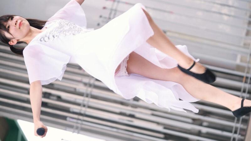 【α7SIII】ねこちゃん/縦動画[4K/60P]アイドルキャンパス若宮広場20210416 08:20