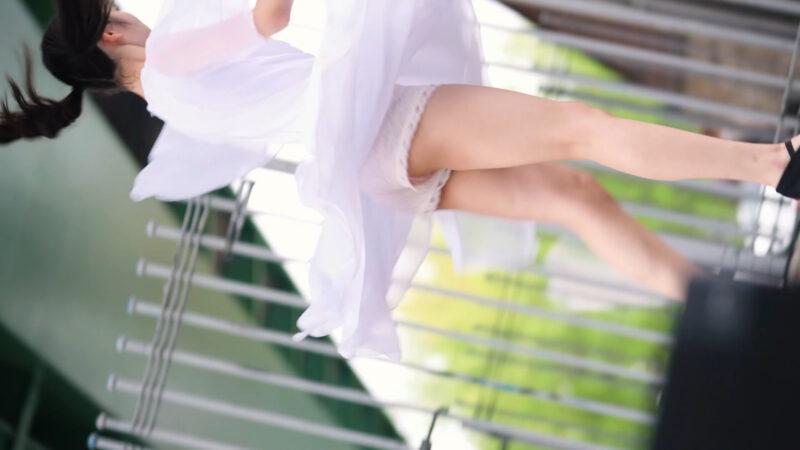 【α7SIII】ねこちゃん/縦動画[4K/60P]アイドルキャンパス若宮広場20210416 09:05