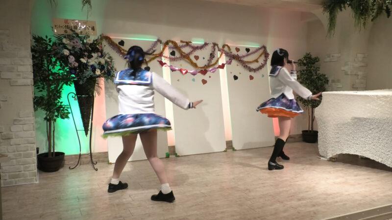 2021.4.3 仙台flavor「ヤンチャン学園SENDAI 桜ありすデビューライブ 」 09:26
