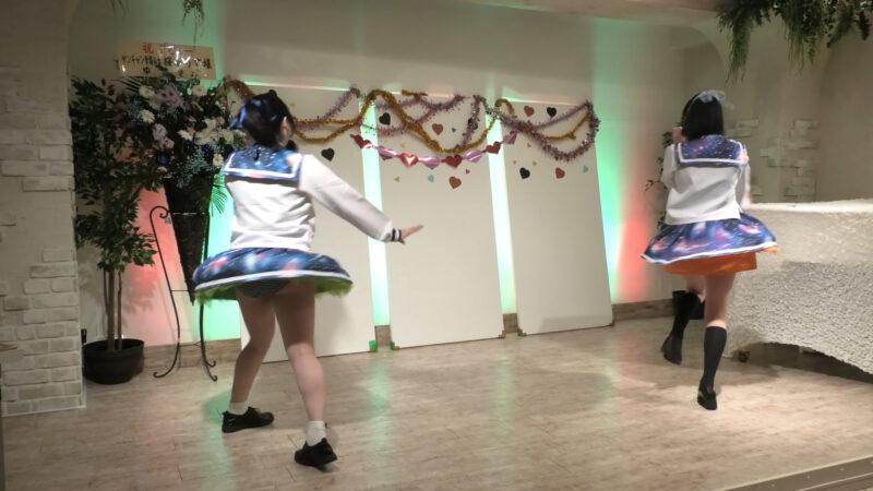 2021.4.3 仙台flavor「ヤンチャン学園SENDAI 桜ありすデビューライブ 」 10:29