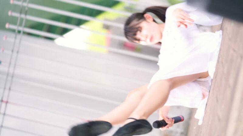 【α7SIII】ねこちゃん/縦動画[4K/60P]アイドルキャンパス若宮広場20210416 10:40